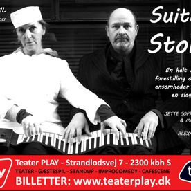 Suitcase Stories Flyer